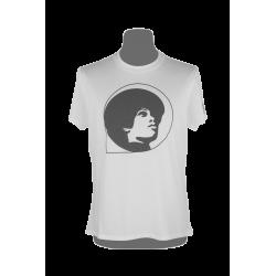 T-shirt Logo Colore Bianco