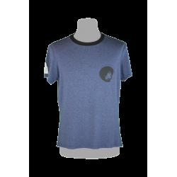 T-shirt Chest Colore Blu...