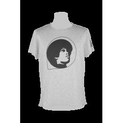 T-shirt Grunge Logo Colore...
